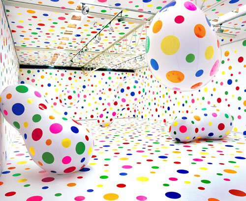 kusama,louis vuitton,mode,art contemporain,commerce