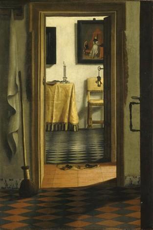 peinture,interprétation,gerard ter borch,goethe,morale,ambiguïté